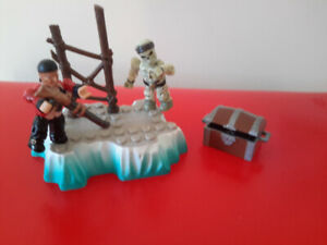 Mega Bloks pyrates n°3603 buries bounty pirates