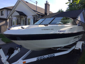 Seadoo Utopia Jet Speed Boat 205 SE