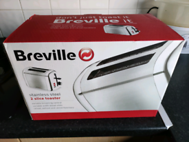 New Breville Stainless Steel Toaster - New in Box