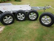 Toyota 200 series Sahara landcrusier wheels Bellbowrie Brisbane North West Preview