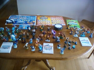 Huge Nintendo Wii Skylander Bundle