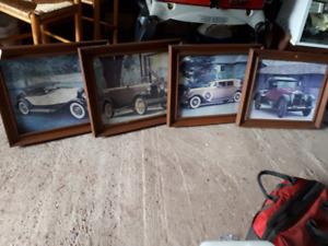 PICTURES OF OLD CARS