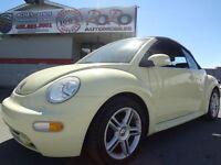 Volkswagen New Beetle Convertible GLX Turbo 2004