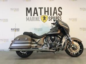 2018 Indian CHIEFTAIN LIMITED / 93$/sem