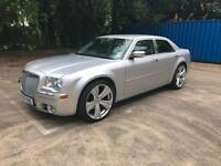 Chrysler 300C 3.5 V6 5dr F/S/H/ STUNNING LOOKS