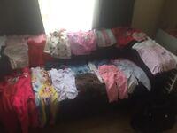 Bundle 6-9,9-12,12-18 months girl