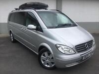 2009 09 Mercedes-Benz Viano 3.0CDI ( 204bhp ) auto Ambiente 7 SEATER