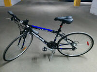 Like new 700c road bike