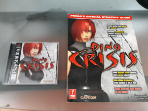 Dino Crisis PS1 with guide