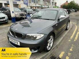 image for 2013 BMW 1 Series 2.0 118D EXCLUSIVE EDITION 2DR Coupe Diesel Manual
