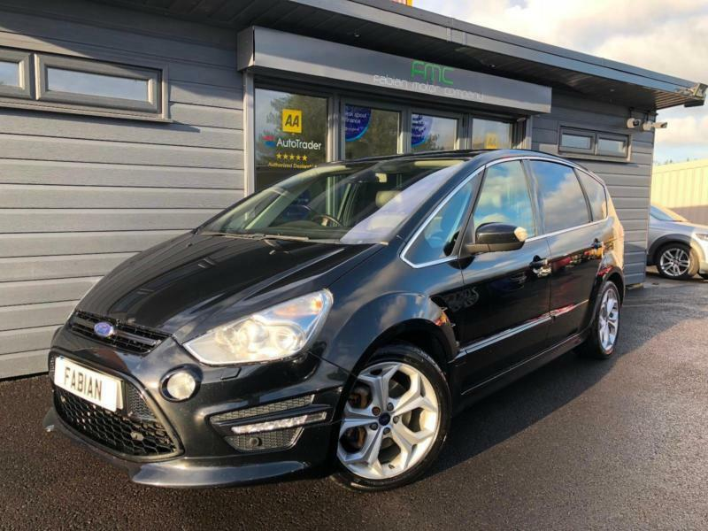 2010 Ford S-MAX 2.0 ( 203ps ) EcoBoost Powershift Titanium X Sport *7 Seater*
