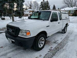 2008 Ford Ranger XLT Pickup Truck - with Box