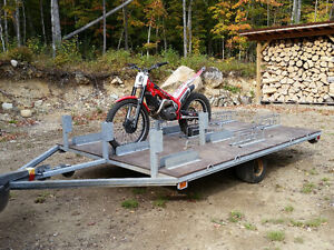 5 Motorcycle trailer