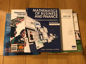 Humber College Business Management/Admin Textbooks - For Sale