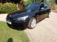 CHEAP CAR - 2006 06 BMW 5 Series 2.5 525d M Sport 4dR