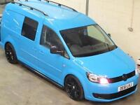 Volkswagen Caddy Maxi KOMBI 1.6TDI 102ps 5 Seater STUNNING MODEL ** NOW SOLD **