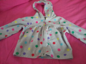 Baby girl clothes 12-24 months 1 dollar each