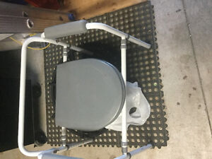 REDUCED.......Commode chair