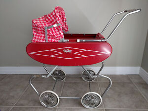 Vintage Gendron Toy Baby Carriage