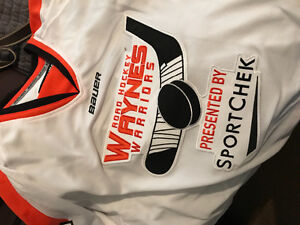 Subban charity jersey.