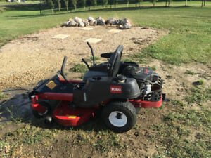 "Toro 42"" Zero Turn Mower"