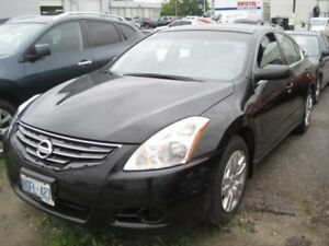 2012 Nissan Altima 2.5 S CLOTH! CVT! KEYLESS ENTRY! PUSH BUTT...