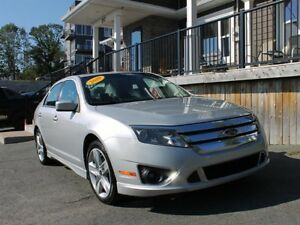 2010 Ford Fusion Sport / 3.5L V6 / Auto / AWD **Affordable!**