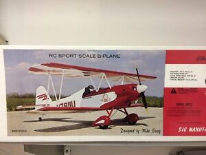 RC Airplane Kit / New inBox