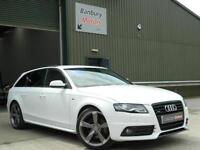 Audi A4 2.0TDI (170ps) quattro Black Edition Estate 5d 1968cc