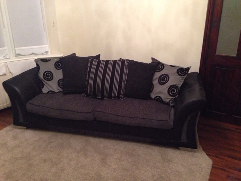 Dfs Sofa And Cuddle Chair In Middlesbrough North