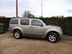 Nissan Pathfinder Adventure 2.5 TD Automatic(now reduced)