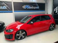 2014 VW GOLF R + STAGE 3 + 520BHP!!! + AIR RIDE + R400 KIT + MORE + S3 GTI RS ST