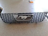 Grille de ford mustang