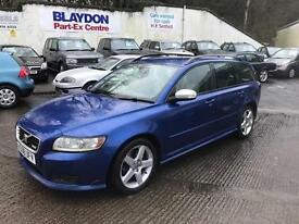 2008 Volvo V50 2.0 D R-Design Sport Powershift 5dr
