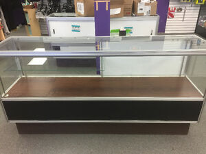 6ft display cabinets