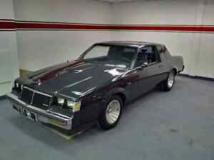1986 Buick T-Type / Grand National