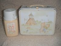 PRECIOUS MOMENTS lunch box