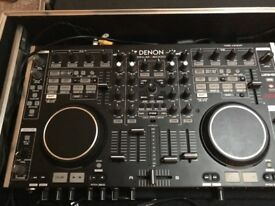 Denon MC-6000 Professional Digital Mixer and Controller