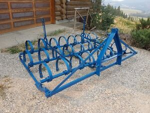 3 PT. HITCH HARROW