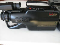 caméscope  Quasar 1990, très peu utilisé