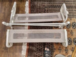 Pair of child bed rails, $40 for both