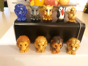 Woolies lion king ooshies. 9 ooshies for $5. Details below. Sorrento Joondalup Area Preview