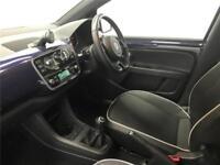 2015 Volkswagen UP Club up! 1.0 75 PS 5-speed manual 5 Door Petrol purple Manual