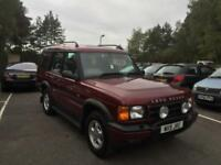 Land Rover Discovery 2.5Td5 ( 5 st ) auto 2000MY Td5 GS (5 seat)