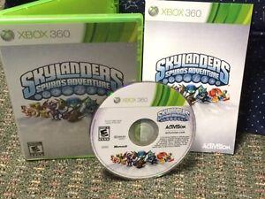 Skylanders Spyro's Adventure game, pieces and portal of power