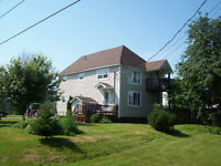 SHEDIAC APARTMENT (UPPER DUPLEX) FOR RENT