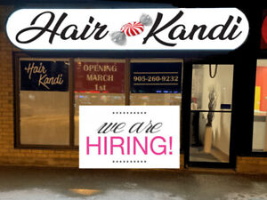 Wanted Beauty Salon Stylist Barber For Hair Salon Oshawa