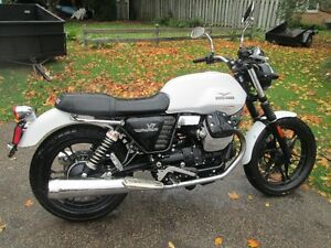 2013 Moto Guzzi V7 STONE For Sale
