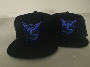 Pokémon Mystic, Valor, Instinct Hats