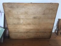 Vintage French style table top suitable for a renovation project
